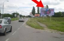 Billboard, Prostějov (Kostelecká, hl. tah Kostelec - Prostějov )