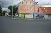Billboard, Plzeň - Slovany (Mostní - Zborovská)