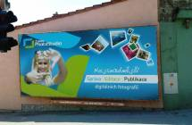 Billboard, Brno - Zábrdovice (Vranovská)