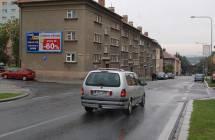 331271 Billboard, Plzeň - Doubravka (Mohylová)