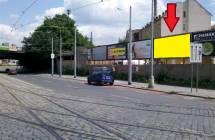 Billboard, Praha 4 (Otakarova / Vršovická)