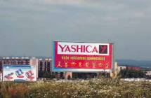 Billboard, Třebíč (Znojemská ulice)