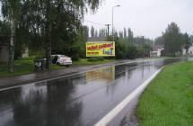 Billboard, Plzeň (U Velkého rybníka  )