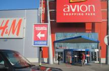 Card image cap872030 Citylight, Ostrava (OC AVION Shopping Park Ostrava)
