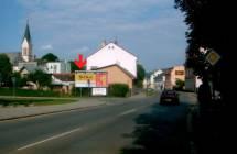Billboard, Trutnov (Náchodská 2 - výjezd)