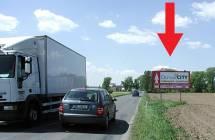 Billboard, Olomouc (Holice/Nové Sady, měst. okruh )