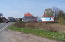 Billboard, Líně u Plzně (Plzeňská)