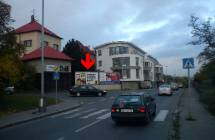 101081 Billboard, Praha 10 (Bohdalecká 1, sm.centrum    )