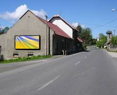 861198 Billboard, Opava - Deštné (OLomoucká I/46    )