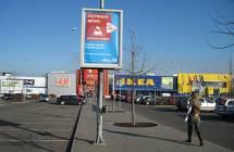 872029 Citylight, Ostrava (OC AVION Shopping Park Ostrava)