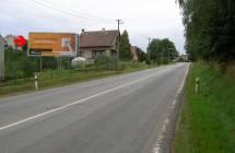 Billboard, Jihlava (Nové Domky - směr Brno )