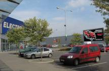 Card image cap871102 Billboard, Ostrava (OC AVION Shopping Park Ostrava )