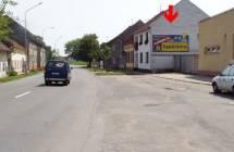 801124 Billboard, Kojetín (Kroměřížská 1, sm. Kroměříž)