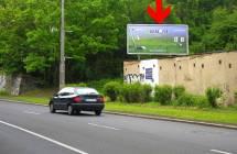 Billboard, Ústí nad Labem (Důlce, sm. Severní Terasa   )