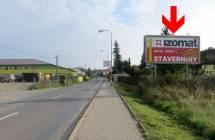 161002 Billboard, Neratovice (Mělnická 2, příjezd)