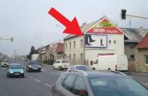 Billboard, Olomouc (Přerovská/Brunclíkova, městský tah   )