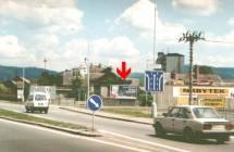 Billboard, Šumperk (Jesenická)