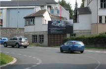 Billboard, Liberec (Generála Svobody,sm.centrum )