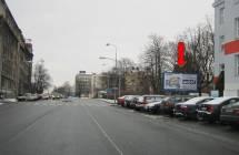 Billboard, Plzeň - Bory (ul. 17.listopadu)