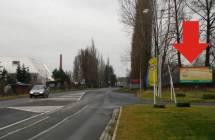 Billboard, Bruntál (Staroměstská, čerpací stanice)