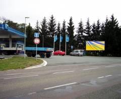541013 Billboard, Opočno    (Hradecká, ČS EuroOil    )