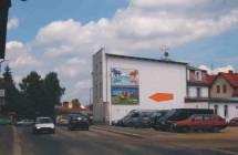 Billboard, Liberec (Žitavská,z centra)