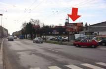 1821006 Billboard, Opava (Krnovská x Stará silnice I/11)