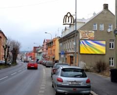 381101 Billboard, Karlovy Vary                   (Závodu míru )