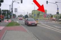 Billboard, Vyškov (Olomoucká)