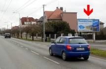 331131 Billboard, Plzeň (Nepomucká 2, výjezd )