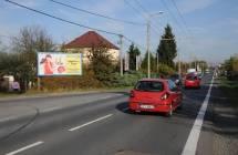 Billboard, Plzeň - Zátiší (Domažlická)