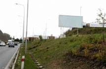 Billboard, Třebíč (Rafaelova ulice)