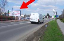 Billboard, Prostějov (Olomoucká; hl. třída, čerp. stanice)