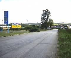 611075 Billboard, Nová Říše (Březinova - ČS EuroOil     )