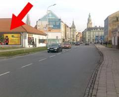 791067 Billboard, Prostějov (Plumlovská/Jiráskovo nám.,CENTRUM        )