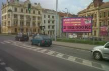 331078 Billboard, Plzeň (O.Beníškové)