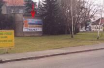 Billboard, Rokycany (Plzeňská )