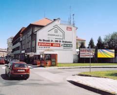 281040 Billboard, Strakonice    (Bezděkovská,Komenského centrum                              )