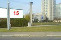 Billboard, Plzeň (Dopravní)