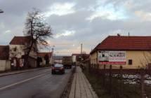 Billboard, Uherský Brod (Těšov)