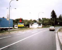 641012 Billboard, Nové Město na Moravě     (Brněnská                   )