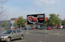 Card image cap871101 Billboard, Ostrava (OC AVION Shopping Park Ostrava )