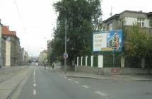 Billboard, Plzeň - Božkov (Koterovská x Táborská)