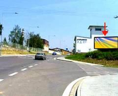 761035 Billboard, Znojmo (Družstevní/Uhelná          )