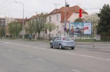 Billboard, Plzeň - Lobzy (Dlouhá ul.)