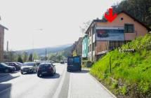 Billboard, Děčín  (Teplická výjezd )