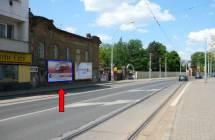 331203 Billboard, Plzeň  (Slovanská)