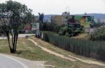 Billboard, Třebíč (Velkomeziříčská ulice)