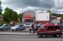 Billboard, Náchod (Riegrova/Mlýnská )