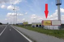 331155 Billboard, Plzeň (Studentská)